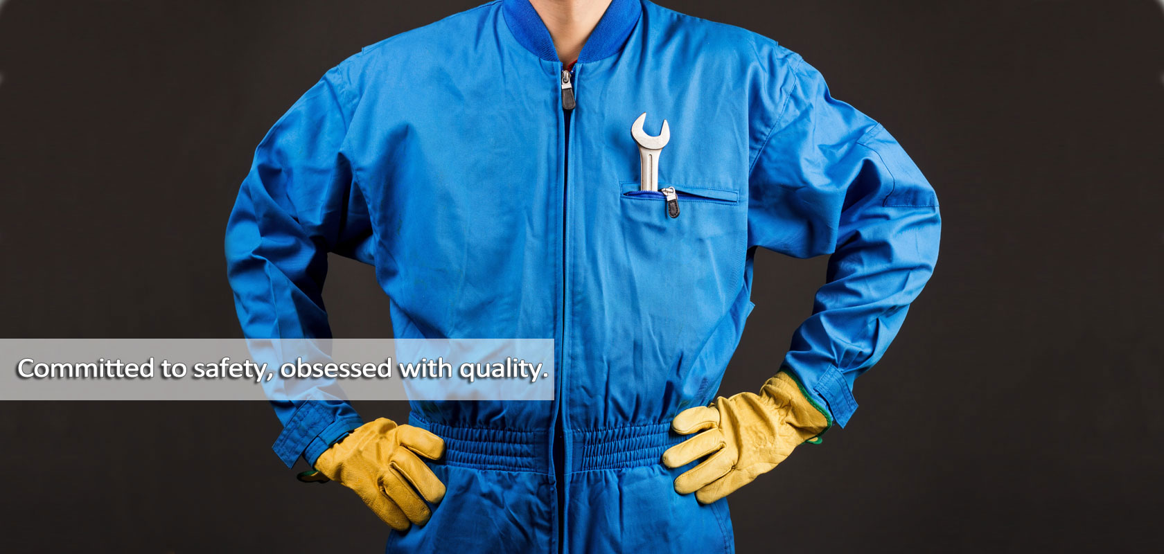 Industrial Safety Wears